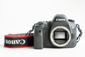 Canon EOS 6D Mark II Flip Screen DSLR Camera