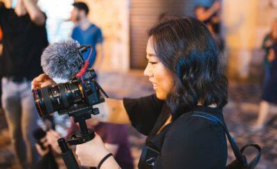 Canon EOS R Vlogging Settings