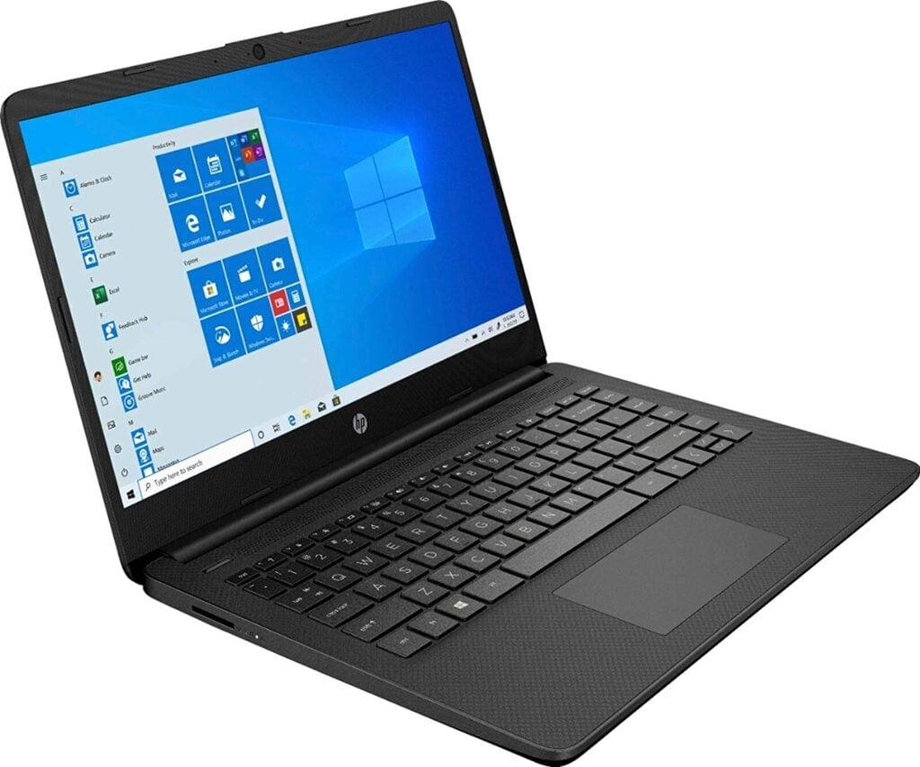 Best laptop for online classes - HP 14 Laptop