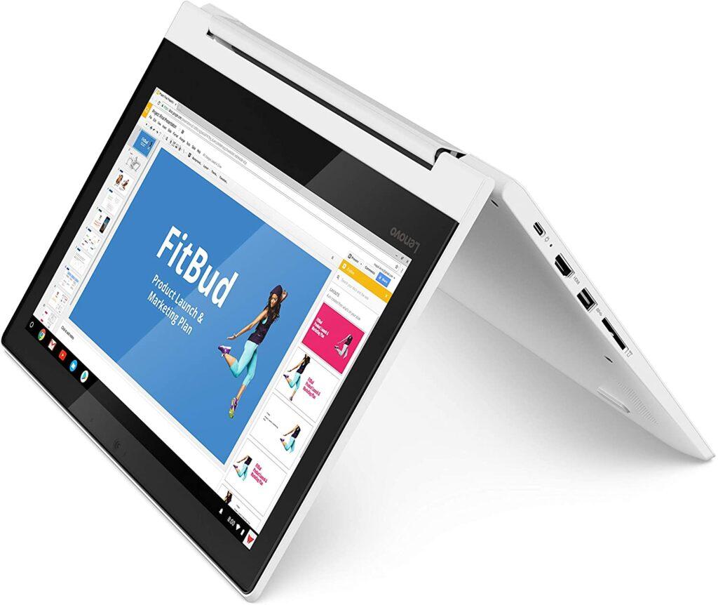 Best laptop for online classes - Lenovo Chromebook C330