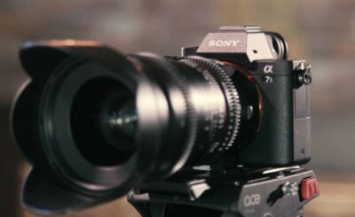 What is full Frame Camera