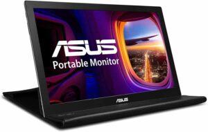 External monitor for laptop - ASUS MB168B