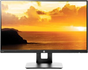 External monitor for laptop - HP VH240a