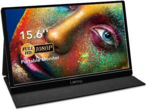 External monitor for laptop - LEPOW Z1 – Black