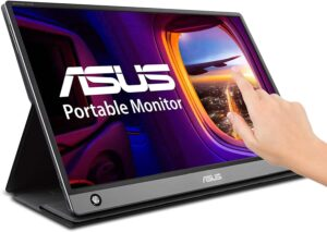 External Monitor for Laptop - ASUS Zenscreen MB16AMT