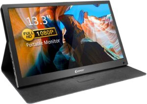 External Monitor for Laptop - Corprit D135