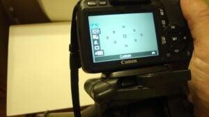 Canon 7D Mark ii landscape - white balance