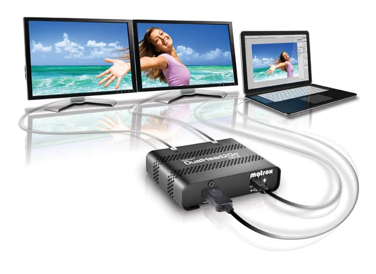 How To Connect Two Monitors To A Laptop Hdmi