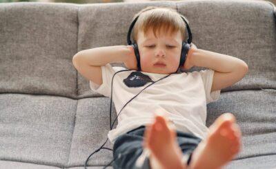 Kids Headphones with Microphone