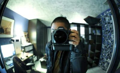 Canon 15 mm fisheye