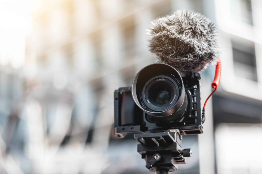 Microphone for Canon Camera - Audio-Technica ATR-6550 Shotgun Microphone