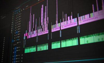 adobe premiere video editing