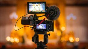 Canon M50 microphone - Comica CVM-V30 Lite