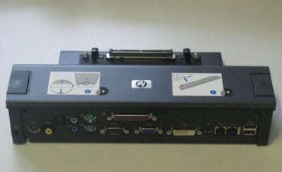 HP docking station compatibility