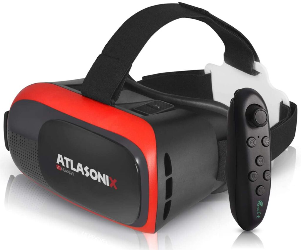 Cheap VR Headsets for PC Gaming - Atlasonix VR headset
