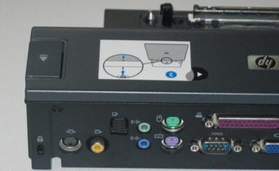 HP Elite X2 Docking Station