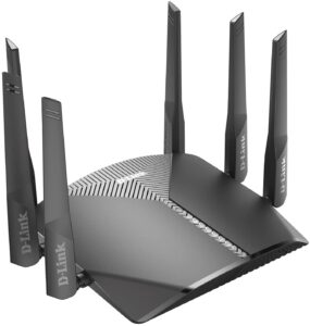 Best Router for Multiple Devices - D-Link AC3000