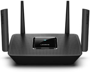 Best WiFi Routers For Large Home - Linksys AC2200 Smart Mesh Wi-Fi Router