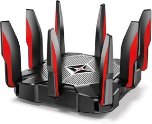 Best Wifi Router For Gaming - TP Link Archer C5400X