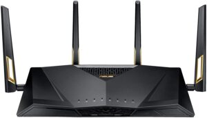 Best wifi routers for large home - ASUS RT-AC88U