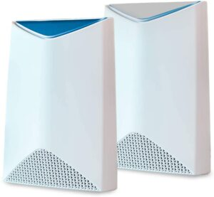 Best wifi routers for large home - Netgear Orbi