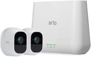 Best Outdoor Home Security Cameras - Arlo Pro 2