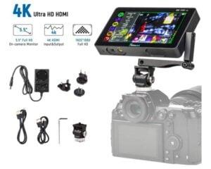 Canon DSLR field monitor