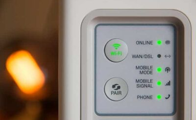 How to Reset a WIFI Router