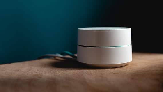 How to Reset Google WIFI Router - Powered and Online
