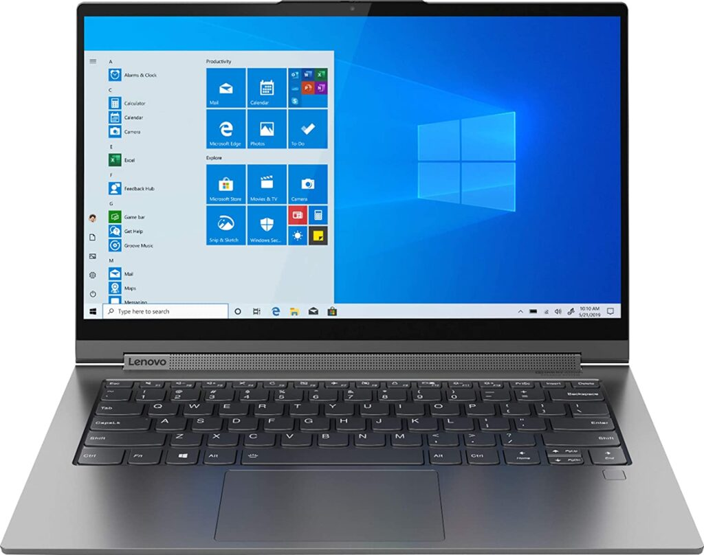 Best Computers for Kids with Autism - Lenovo Yoga