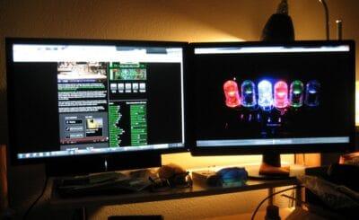 Docking Stations Dual Monitor Setup