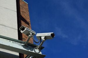 About solar security camera
