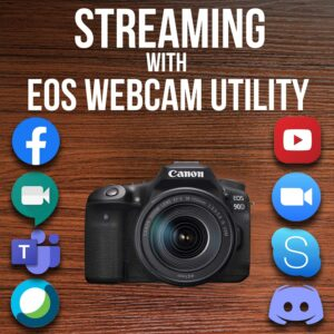 Best Cameras for Cooking Videos - Canon EOS 90D DSLR Camera