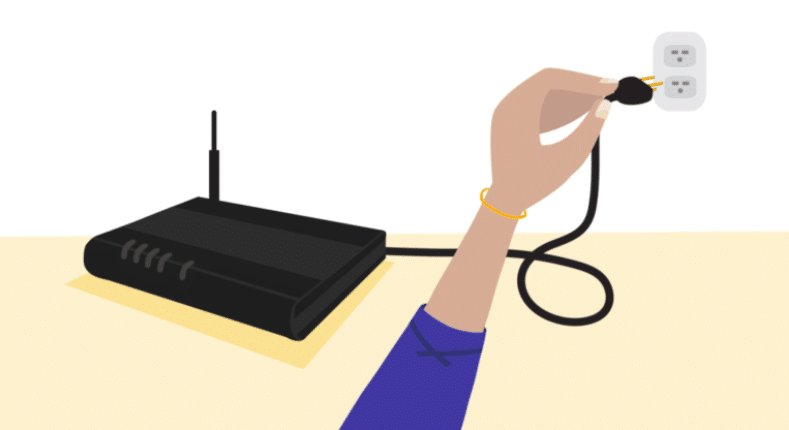 Setting up the Main Router