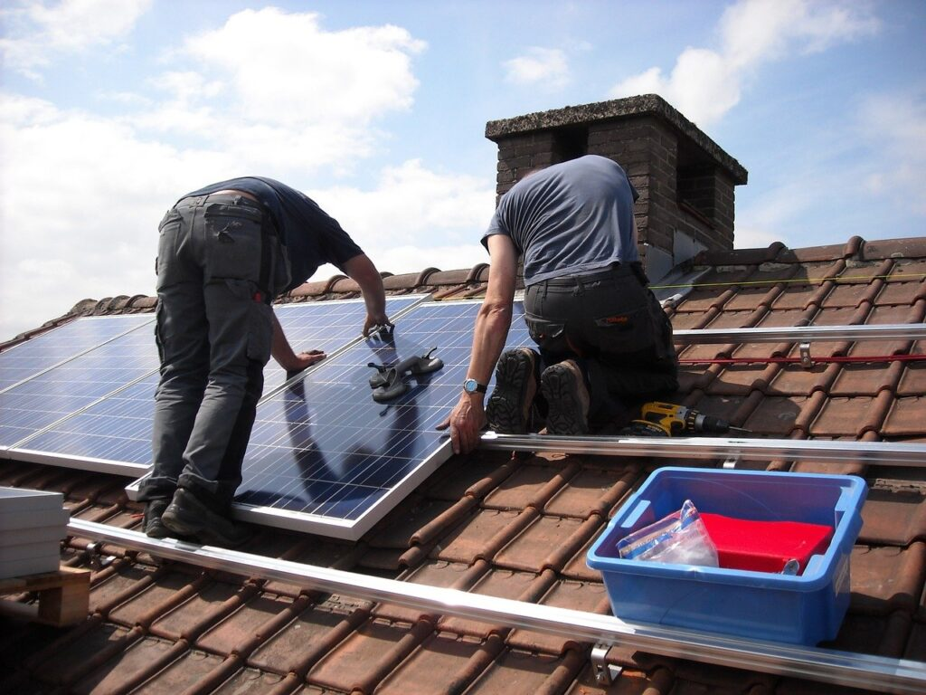 Why choose to install solar panels