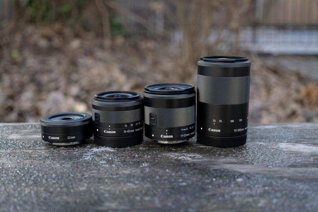 5 Best Lenses for Food Videography - Canon EF 24-70mm f/2.8L II USM