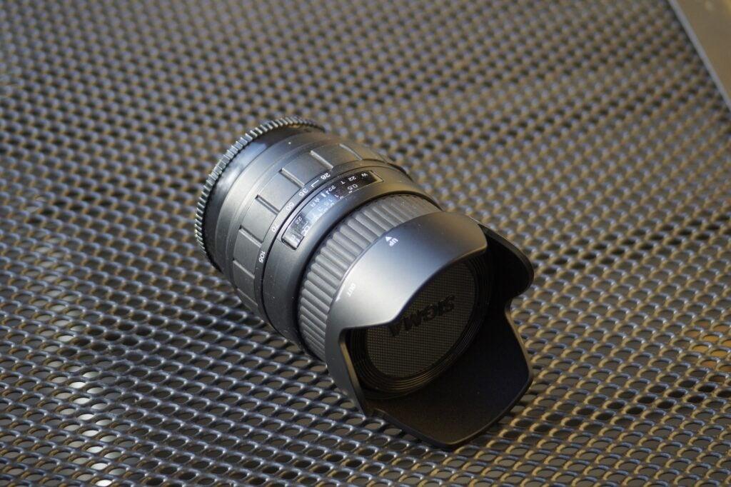 5 Best Lenses for Food Videography - Sigma DG HSM Lens F1.4 and 35mm Focal Length