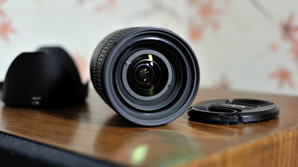 5 Best Lenses for Food Videography - Nikon Auto Focus NIKKOR Fixed Lens with f/1.8G 85mm