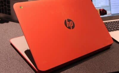 HP Chromebook won't turn on