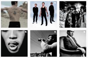 Best Celebrity Photographers - Anton Corbijn