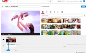 Best Video Editors for Chromebook - YouTube video editor