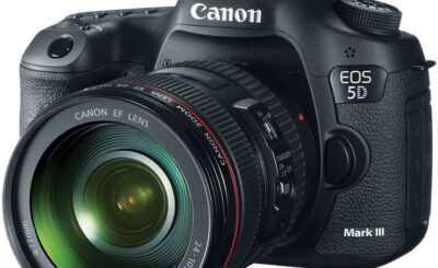 Canon 5D Mark III Review and Price