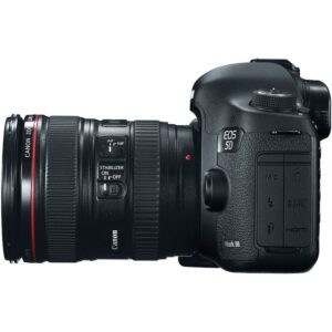 Canon 5D Mark III Review and Price - Rugged and elegant design