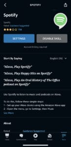 How To Connect Spotify To Alexa? - Install Spotify App