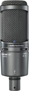 Best Microphone for Cooking Videos - Audio Technica