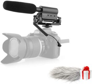 Best Microphone for Cooking Videos - TAKSTAR