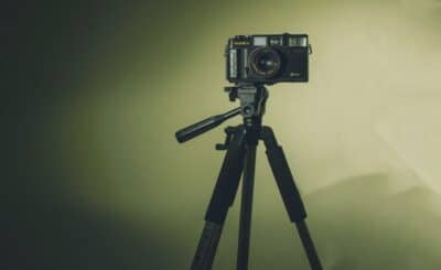 Best Tripods for Cooking Videos
