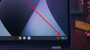 How to Connect AirPods to Chromebook - Step 1