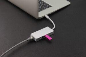 Chromebook Accessories - Anker USB-C Hub