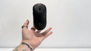 Chromebook Accessories - Logitech MX Wireless Mouse